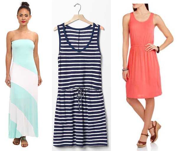 Dresses to pack for a tropical vacation