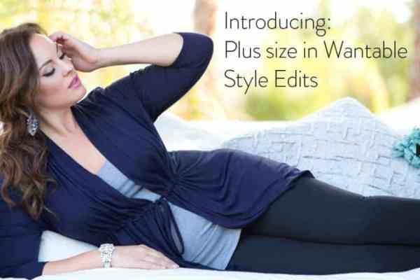 Online Personal Stylists for Plus Size Women: Wantable