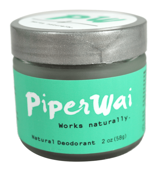 Beauty Reviewed: PiperWai Natural Deodorant