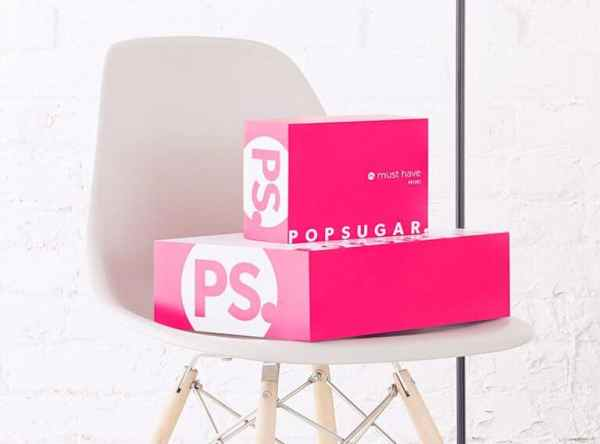 Popsugar Must Have Mystery Box