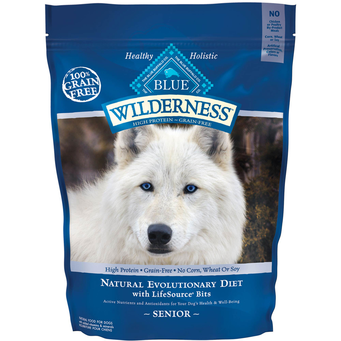 Fullsize Of Blue Buffalo Senior Dog Food
