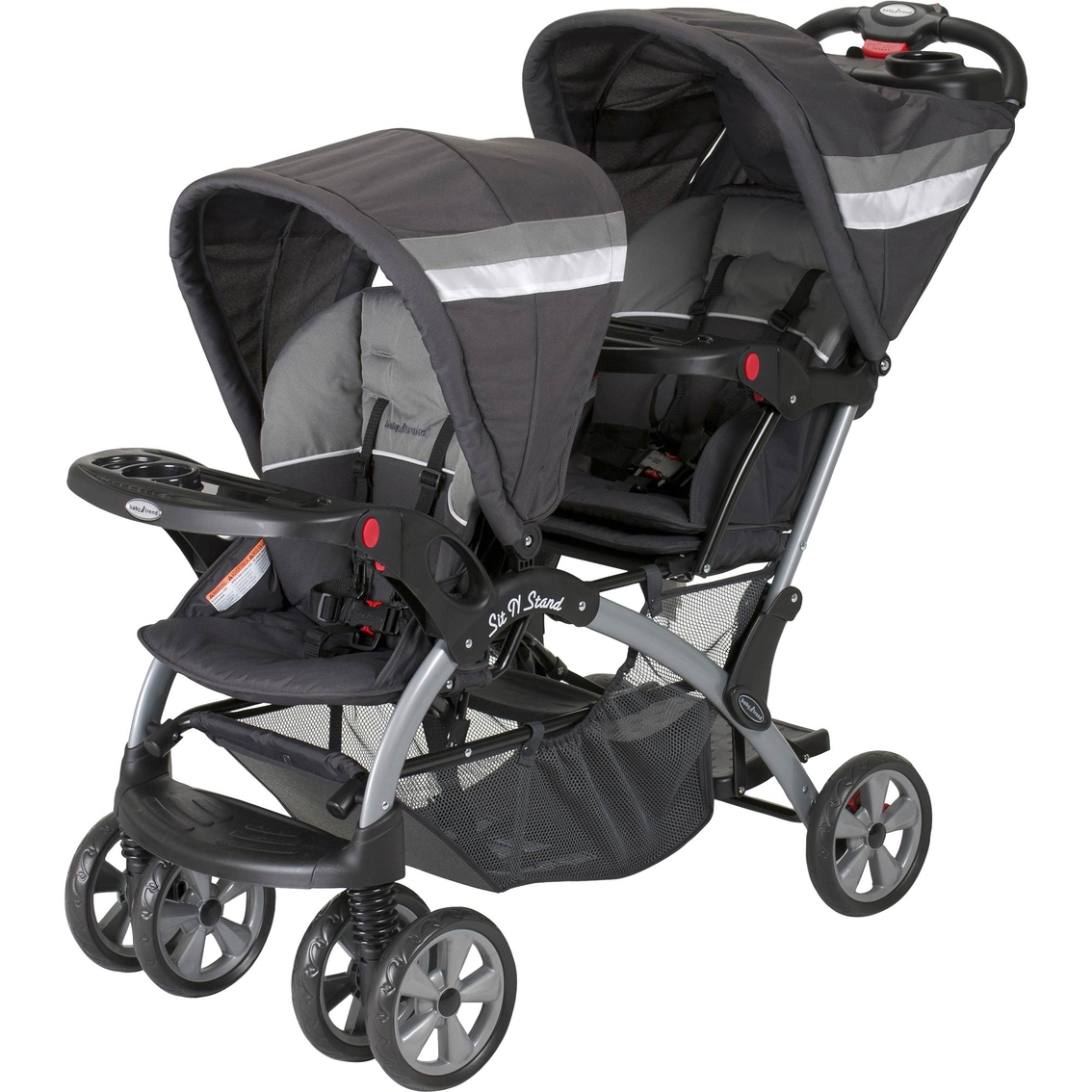 Fullsize Of Baby Trend Sit And Stand Double Stroller