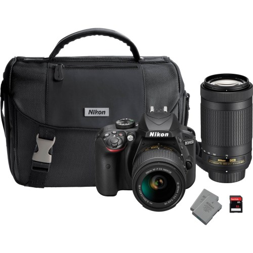 Medium Of Nikon D3400 Vs D5600