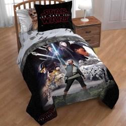 Small Crop Of Star Wars Comforter
