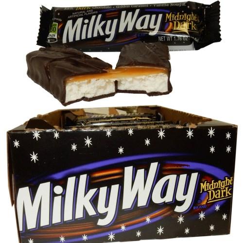 Medium Of Milky Way Candy