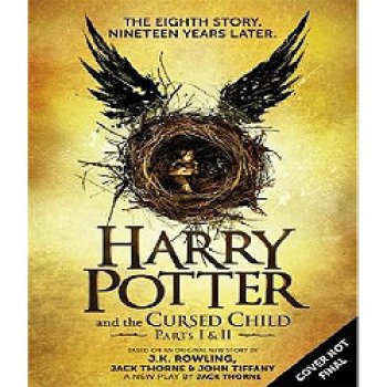 harry potter and the cursed child 100 extra tesco clubcard points