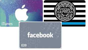 gift cards 15 off 24th april
