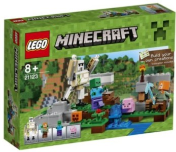 Lego Minecraft 1 Confidential 21123 1000 extra clubcard points