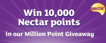 win 10000 nectar points with sainsburys entertainment
