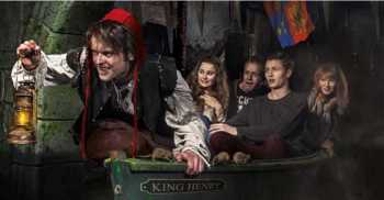 How to redeem Clubcard vouchers at London Dungeon