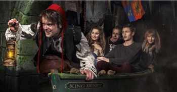 How to redeem Clubcard vouchers at York Dungeon