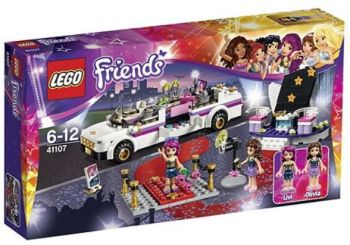 lego friends rockstar limo tesco extra clubcard points