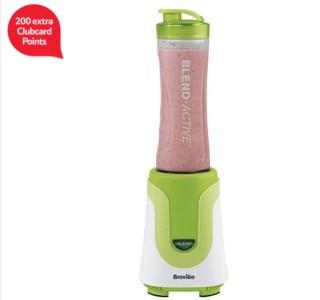 Breville Blend Active VBL062 Personal Blender - White & Green