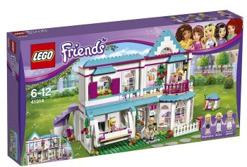 lego friends heartlake city stephanie house extra clubcard points