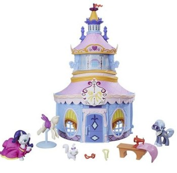 my little pony house tesco extra clubcard points