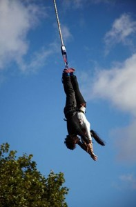 bungee jump tandem tesco gift experience extra clubcard points