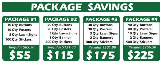Promote Your PTA Package Savings
