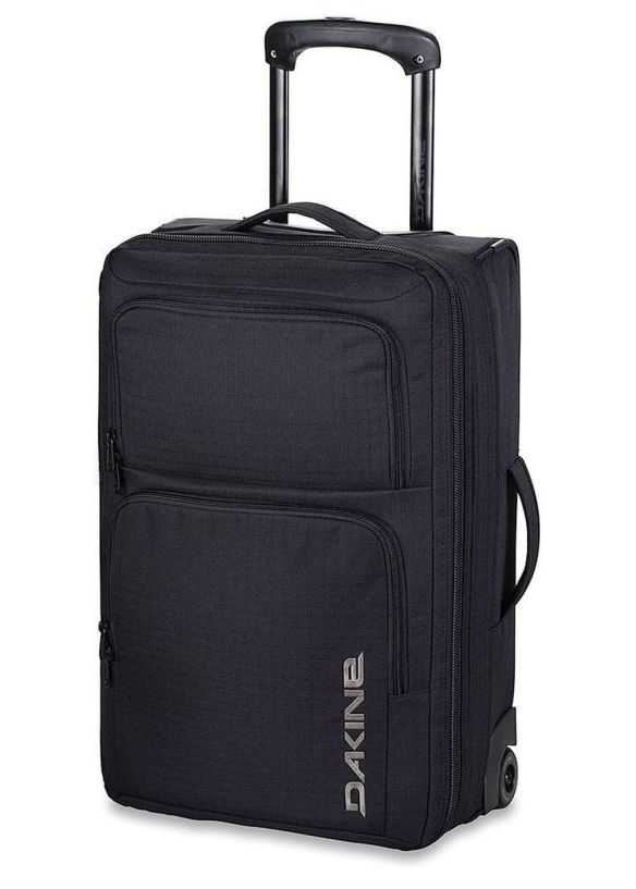 DAKINE CARRY ON ROLLER 36L LUGGAGE Black