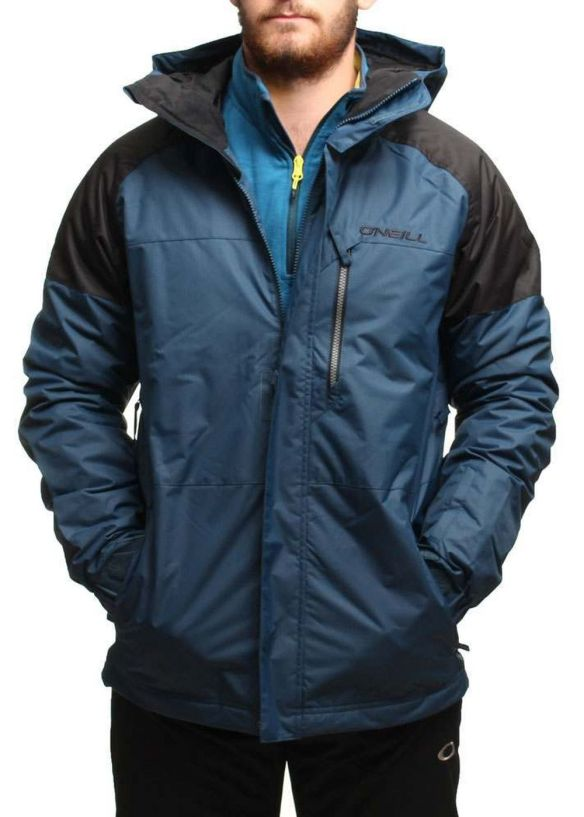 ONEILL HELIX SNOW JACKET Blue Wing Teal