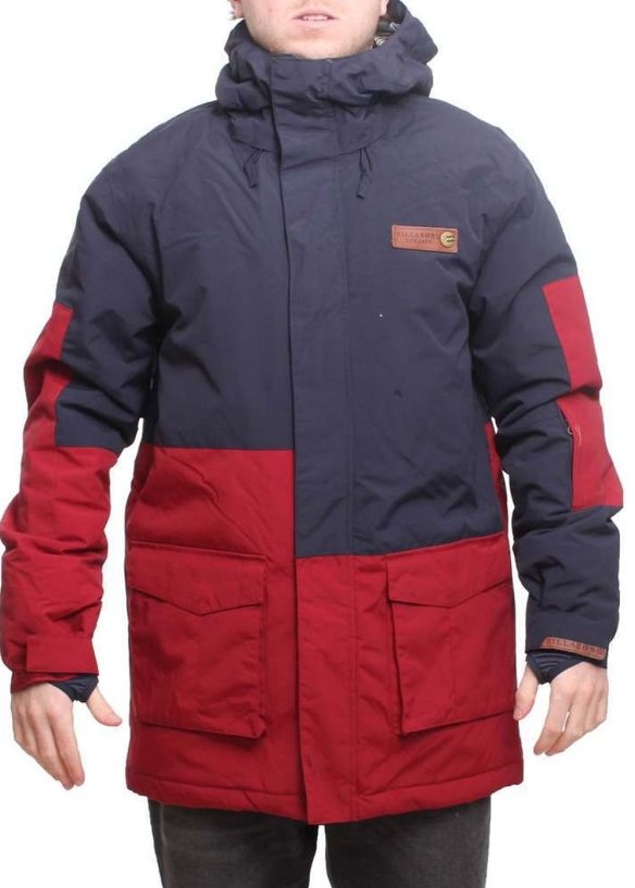 BILLABONG CROOK SNOW JACKET Bordeaux