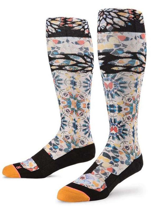 STANCE SIKE-ADELIC SNOW SOCKS Black