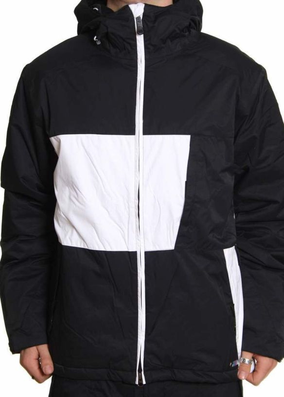 ANIMAL BUCKAROO SNOW JACKET Black