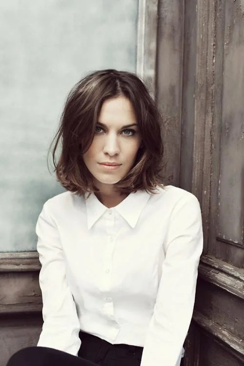 25 Best Celebrity Short Hairstyles 2012 – 2013 of 17 by Sean