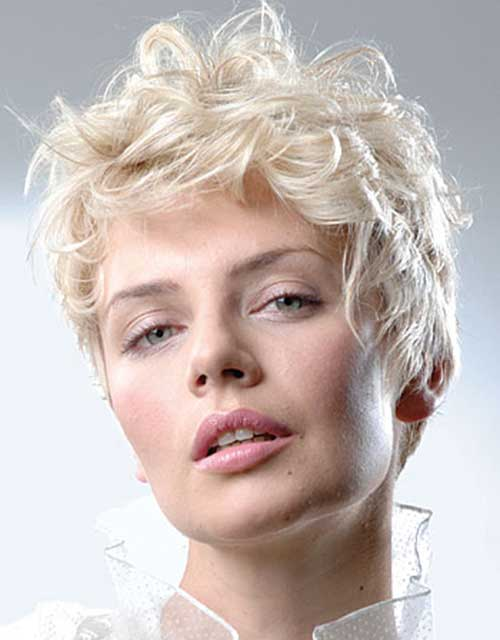 15 curly perms for short hair crazyforus very short curly perm urmus Image collections