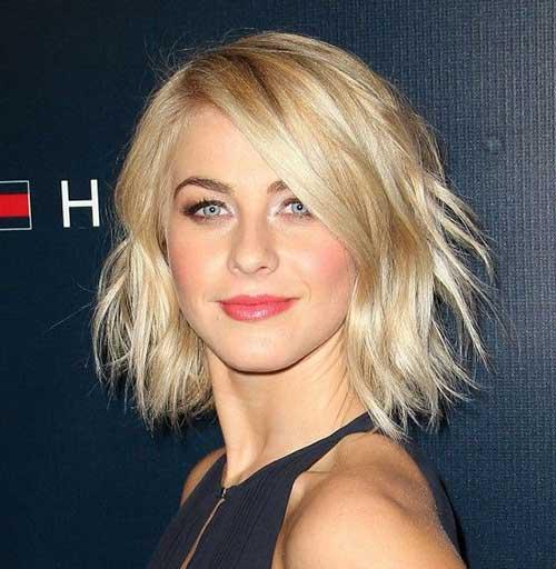 julianne hough bob haircuts