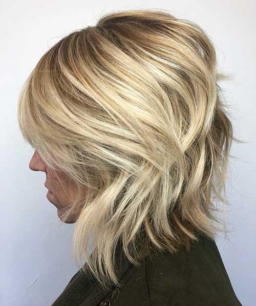 Latest Short Choppy Hairstyles - 14