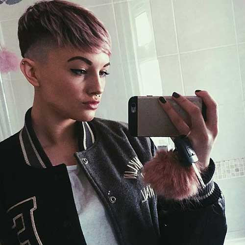 Short Hairstyles for Girls - 16