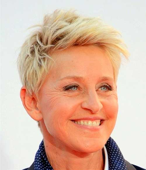 For women over 50 bob hairstyles 2017 short hairstyles for women - 20 Stylish Celebs With Short Hair You Have To See Crazyforus