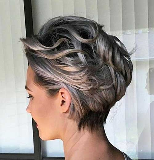 Cool Pixie Hairstyles - 14