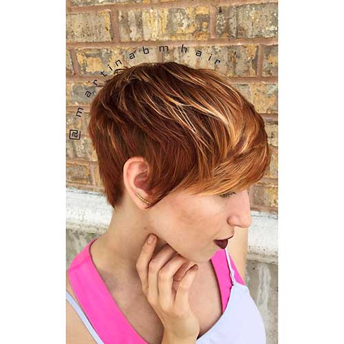 Pixie Hairstyles 2017 - 17