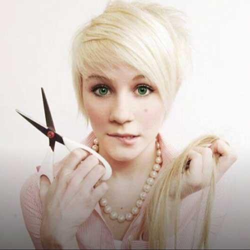Pixie Hairstyles - 23