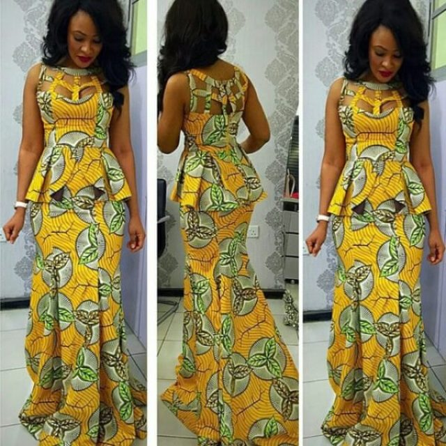 Want to see 100 s of african dresses click here