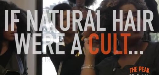 If Natural Hair Was a Cult… Is This Funny?