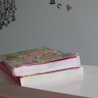 COOL THINGS: JOURNALS AND PENS