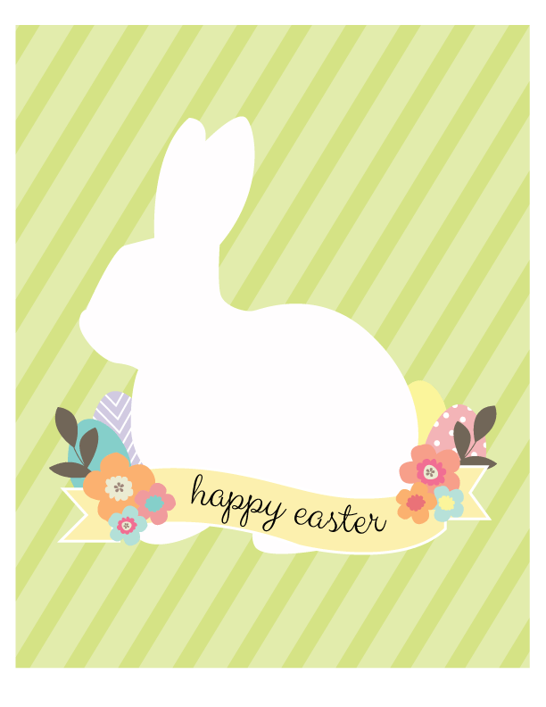 Easter-Bunny-Print-green-display