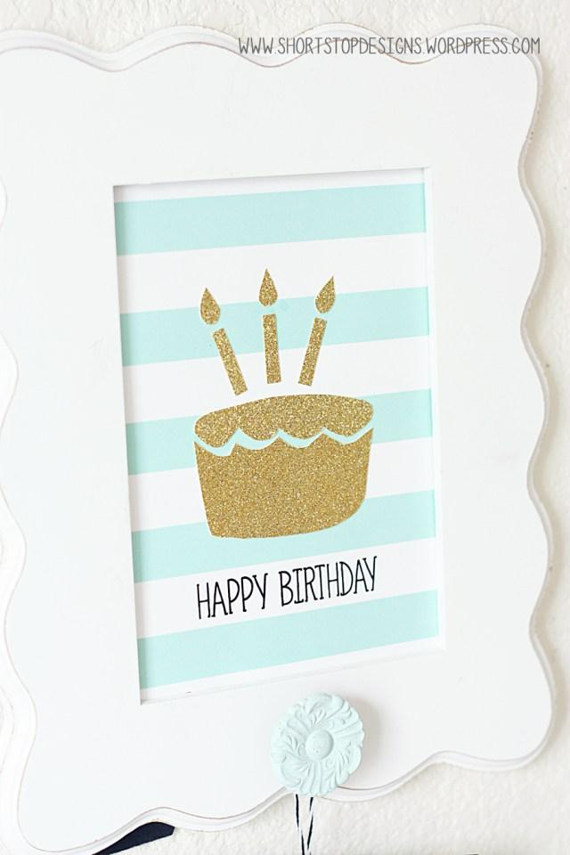 Birthday calendar 5