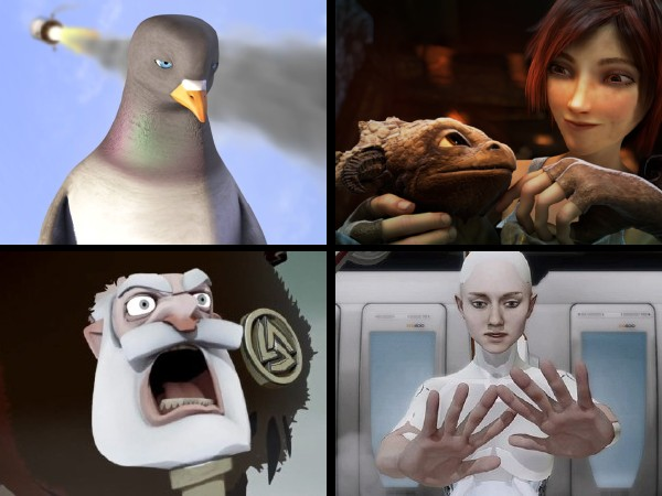 9 animated shorts that give Pixar a run for its money