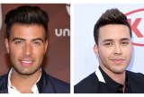Jencarlos Canela and Prince Royce in Fox's 'The Passion'