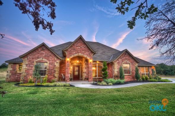 Homes for sale in Quail Ridge Estates of Jones, OK
