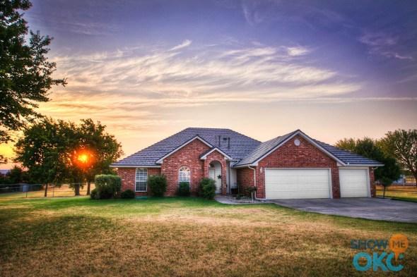 Homes for sale in Cinnamon Ridge of Edmond, OK