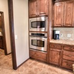 Stainless-steel appliances