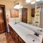 dual-sinks in kids' bathroom