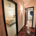 Front bedrooms