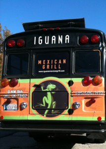 Out & About: Iguana Mexican Grill