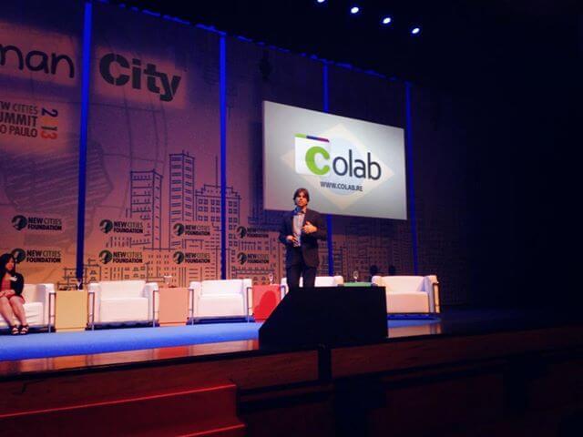 Aplicativo brasileiro Colab.re é eleito o melhor app urbano do mundo