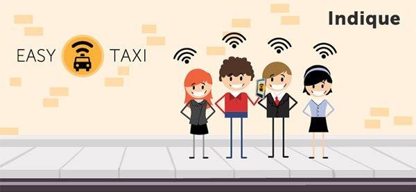 Easy Taxi App Windows Phone